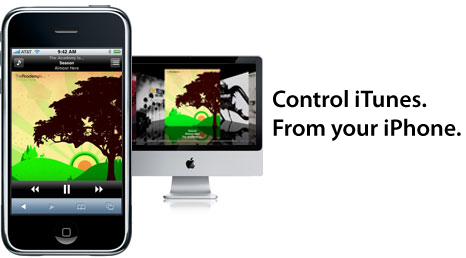 Control iTunes. From your iPhone.